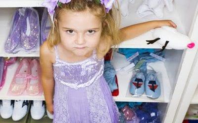 Δέκα σημάδια που φανερώνουν ότι το παιδάκι σας είναι κακομαθημένο