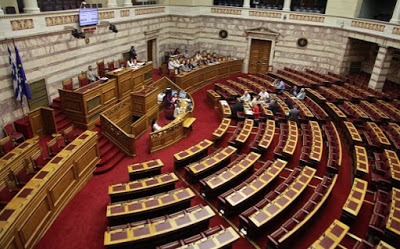 LIVE: Μάχη σήμερα στη Βουλή για το τηλεοπτικό νομοσχέδιο