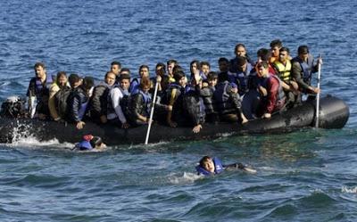 300.000 μετανάστες και πρόσφυγες πέρασαν από τη Μυτιλήνη