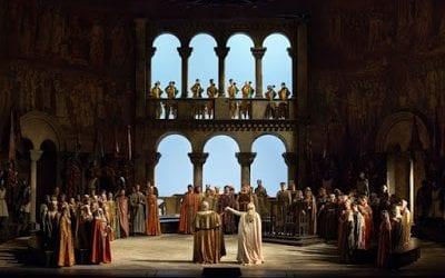 Η όπερα «ΤΑΝΧΟΪΖΕΡ» στο Αχίλλειο