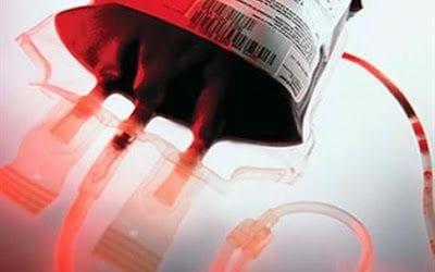 Αιμοδοσία από τη Νίκη Βόλου