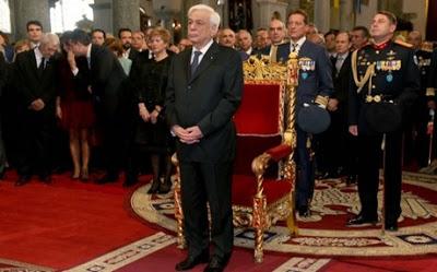 Προκόπης Παυλόπουλος: Εμείς καθορίζουμε που είναι τα σύνορά μας
