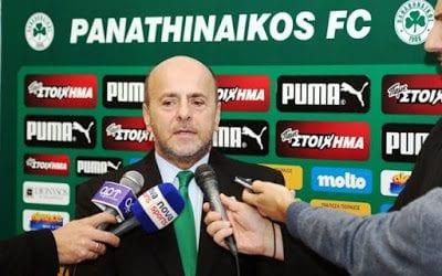 Παραιτείται ο Αλαφούζος, δεν κατεβαίνει στο πρωτάθλημα ο Παναθηναικός!
