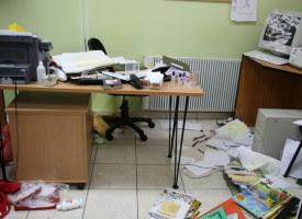Άγνωστοι διέρρηξαν παιδικό σταθμό και προκάλεσαν ζημιές