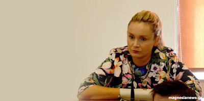 Διαψεύδει παραίτηση από το Δ.Σ. της ΔΕΥΑΜΒ η Βιολέτα Καντόλα