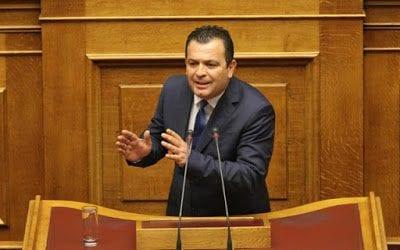 Σύγκληση της Κ.Ο της ΝΔ ζητά ο Χρήστος Μπουκώρος
