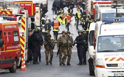 Παρίσι: Δύο νεκροί τζιχαντιστές και επτά συλλήψεις – Έληξε η επιχείρηση
