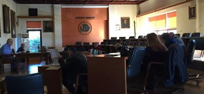 Άνω κάτω η Επιτροπή Διαβούλευσης για το Τεχνικό Πρόγραμμα