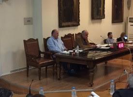Αντιπαράθεση Μπέου-Γαργάλα για εννέα θέματα εκτός ημερήσιας διάταξης