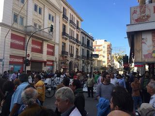 Και οι Ρομά στην απεργιακή πορεία!