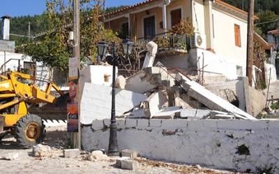 Νέος σφοδρός σεισμός στη Λευκάδα