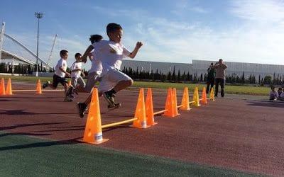 Η σημασία της άθλησης στα παιδιά