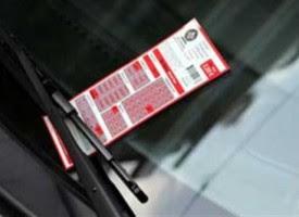 Πρόστιμα στους οδηγούς χωρίς κάρτα στάθμευσης
