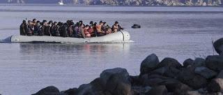 Μετανάστες εγκαταλείφθηκαν στο ακατοίκητο νησί Γιούρα, βορείως της Αλοννήσου