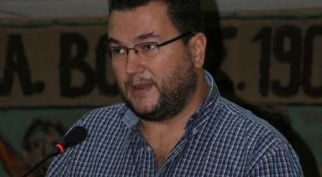 Επανεξελέγη πρόεδρος ο Θαν. Παπαδημόπουλος στο Εργατικό Κέντρο Βόλου