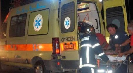 Ηλικιωμένη προσπάθησε να αυτοκτονήσει τα ξημερώματα στο Βόλο