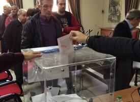 Μαγνησία: Πέραν των προσδοκιών η συμμετοχή των ψηφοφόρων της Ν.Δ. στην σημερινή εκλογική διαδικασία