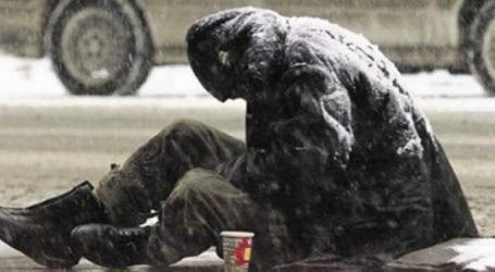 Πρόβλεψη του Δήμου Βόλου για τους αστέγους ενόψει χιονιά