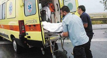Νεκρός 43χρονος δικυκλιστής στο δρόμο Βόλου-Τσαγκαράδας