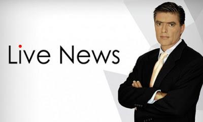 Ξεκινά το «Live News» με τον Νίκο Ευαγγελάτο