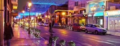 Viral στα social media ο Χριστουγεννιάτικος Βόλος