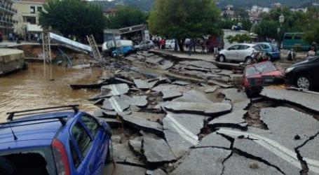 Δύο εκατομμύρια στη Σκόπελο για αποκατάσταση λιμανιών και αντιπλημμυρικά έργα