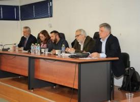 Ο ΣΥΡΙΖΑ συζήτησε με τα Τοπικά Συμβούλια της περιοχής Αλμυρού