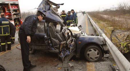Νεκρός ο Χρήστος Μπουκώρος σε τροχαίο δυστύχημα