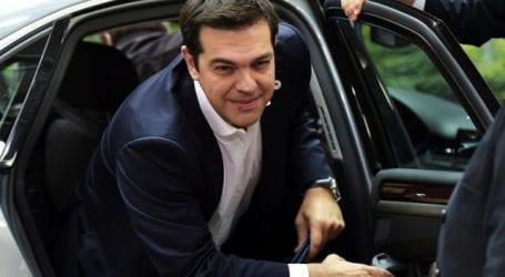 Στο Κερατσίνι ο πρωθυπουργός