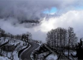 Βροχές και χιόνια μέχρι την Κυριακή και στη Μαγνησία