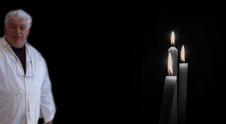 Πέθανε από ανακοπή ο πρώην πρόεδρος των κρεοπωλών
