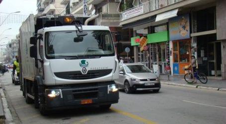 Με ηλεκτρονική κάρτα η προμήθεια καυσίμων για κάθε όχημα του δήμου Βόλου