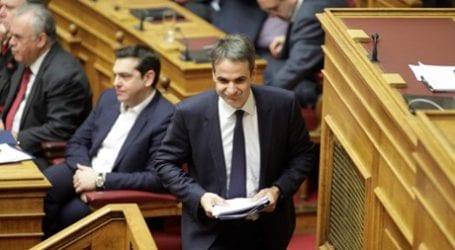 """Φουλ επίθεση από Μητσοτάκη: """"Είστε μέρος του προβλήματος, κ. Τσίπρα"""""""