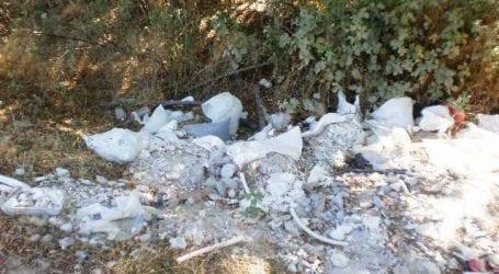 Δύο συλλήψεις στις Μηλιές για ρύπανση του περιβάλλοντος