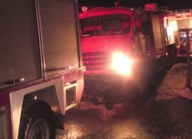 Φωτιά κατέστρεψε μονοκατοικία-Ελαφρά τραυματίστηκε ο ιδιοκτήτης