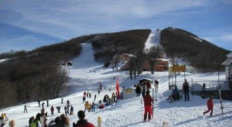Πάνω από 5000 επισκέπτες στο Χιονοδρομικό το διήμερο της Πρωτοχρονιάς