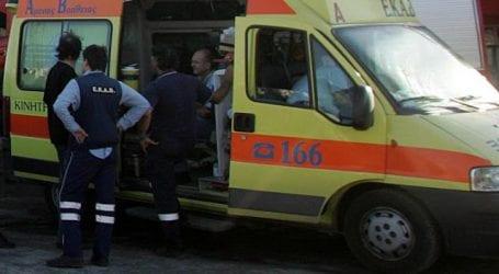 Τροχαίο με τραυματία στη Νέα Ιωνία