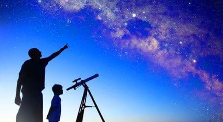 Το επόμενο Σάββατο αρχίζουν τα μαθήματα Αστρονομίας για μαθητές