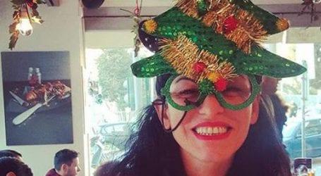 Η αποτοξίνωση της Ελένης Ψυχούλη μετά τα Χριστούγεννα (φωτό)