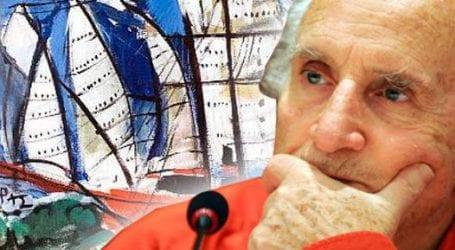 Τυφλώθηκε ο γνωστός ζωγράφος Δημ. Μυταράς
