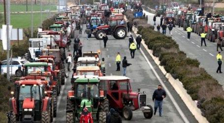 Έτοιμοι για όλα οι αγρότες στις Μικροθήβες