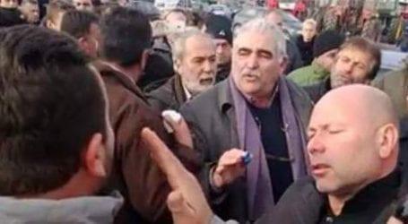 Αγρότες εναντίον αγρότη βουλευτή ΣΥΡΙΖΑ: Σήκω και φύγε, παραιτήσου! (βίντεο)