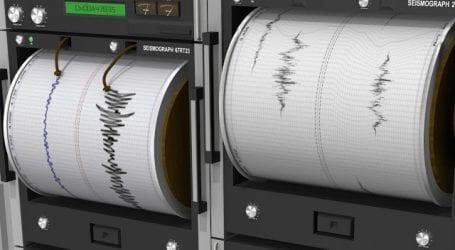 Σεισμική δόνηση 3,2 ρίχτερ στο Βόλο