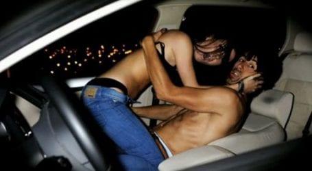 Έκαναν σεξ στο αυτοκίνητο στο κέντρο του Βόλου!