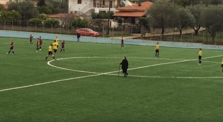 Γιαγιά διέκοψε παιχνίδι στη Θεσπρωτία! (ΒΙΝΤΕΟ)