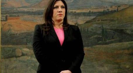 Κωνσταντοπούλου: Μας πούλησε όλους ο Τσίπρας