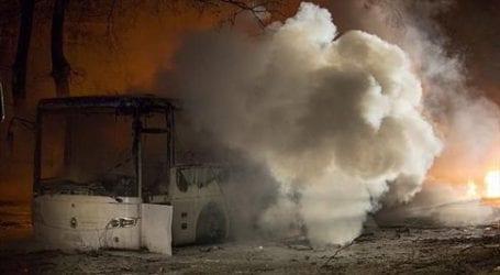 Πολύνεκρη έκρηξη έξω από το Γενικό Επιτελείο στην Άγκυρα (βιντεο)