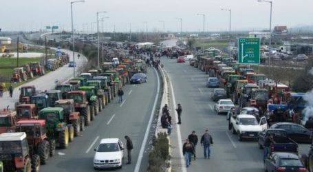 Χωρίς αποκλεισμούς δρόμων και αύριο στις Μικροθήβες