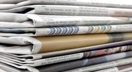 """Πώς """"είδαν"""" τη χθεσινή απεργία οι εφημερίδες του Βόλου"""