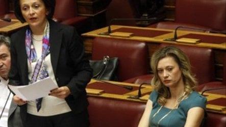 Πώς σχολίασε η Ραχήλ Μακρή την υπουργοποίηση Χρυσοβελώνη